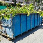 Huur hier een groenafval container!