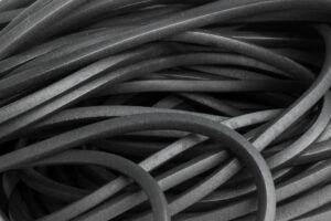 geur rubber schadelijk